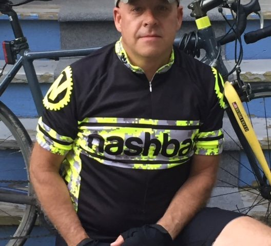 Dad Who Lost Baby to EB Nears Final Stretch in 'Big Ride' to Raise Money to Combat Disease